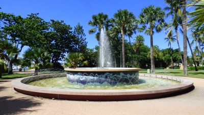 Queensland Centenary Fountain