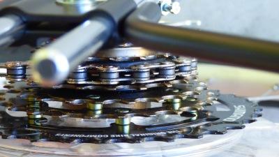 Lots of gears