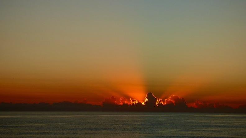 Sunrise, Sunshine Coast, Queensland (May 20, 2016)