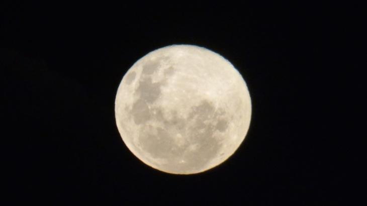 Blue Moon, May 22, 2016