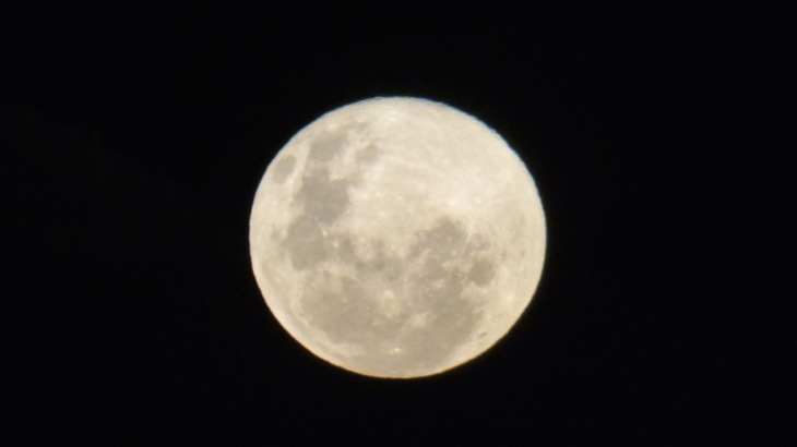 Blue Moon, May 22, 2016