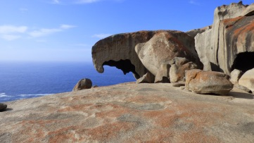 Remarkable Rocks - South Australia