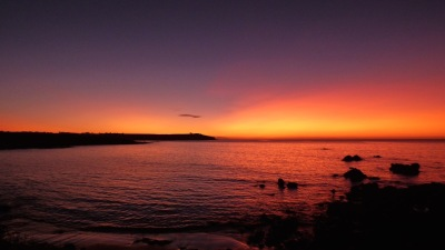 Sunset - Tasmania