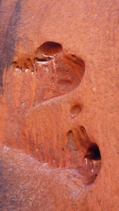 The Heart of Uluru - Northern Territory