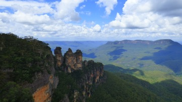 The Three Sisters - New South Wales