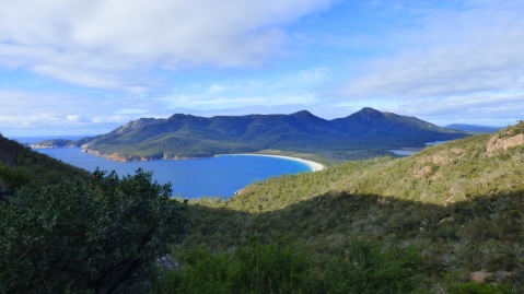Wine Galss Bay - Tasmania