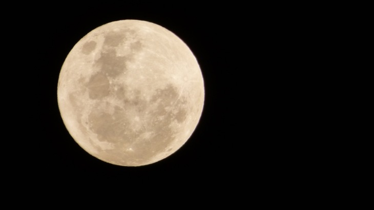Super Moon, November 14, 2016