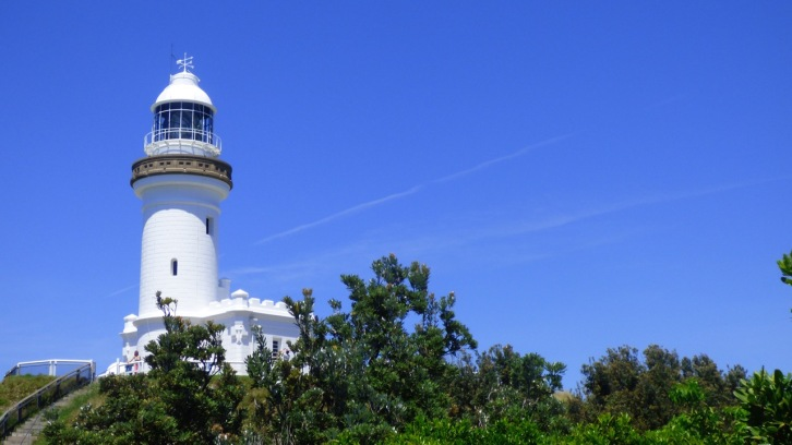 Another view of the lighthouse