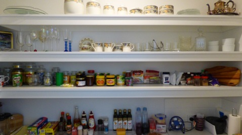 Vegemite - front and centre