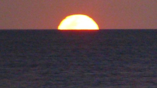 Looks like the Sun doesn't it?
