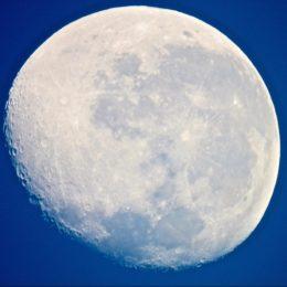 The AM Moon - Enhanced