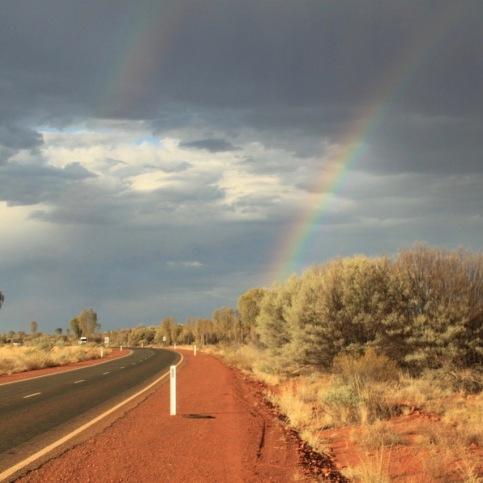 Near Uluru, Northern Territory